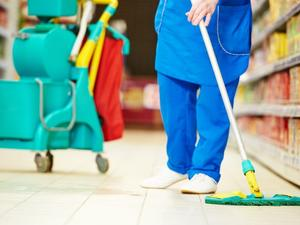 Специфика уборки коммерческих помещений