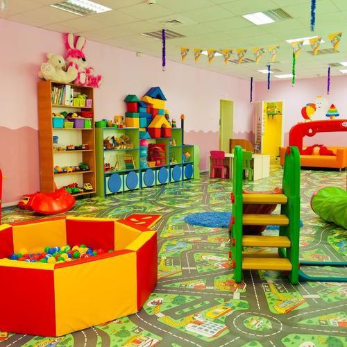 Уборка детских садов